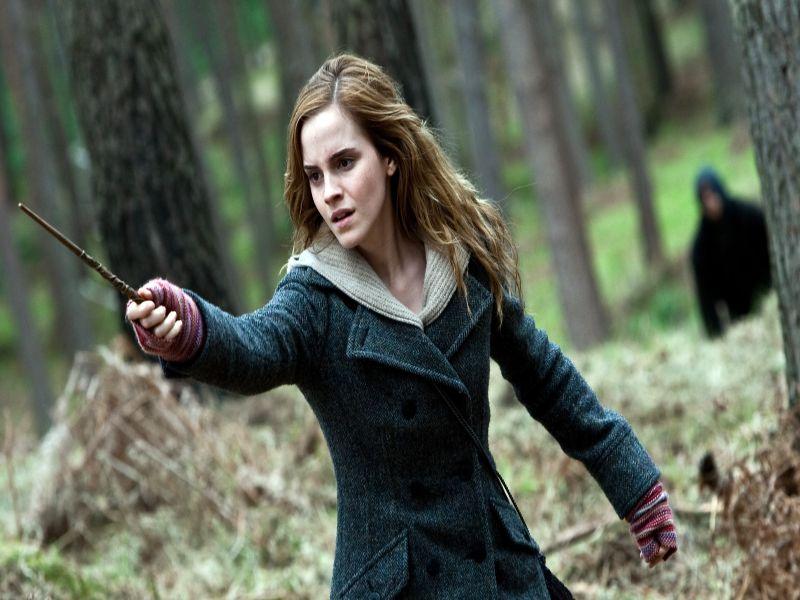 Sin Hermione Harry Potter hubiera muerto en el primer libro
