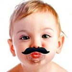 comprar chupetes frikis para bebés, chupetes divertidos y originales graciosos con frases frikis