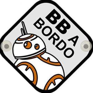 compra las mejores pegatinas de bebé a bordo frikis de star wars, stickers de guerra de las galaxias bebe a bordo