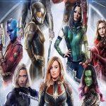 personajes de marvel mujeres completas