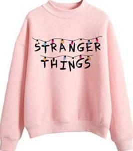 ropa de stranger things niña