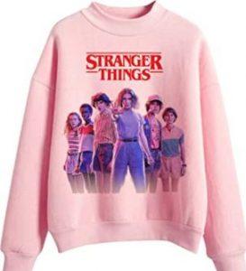 ropa de stranger things para niña