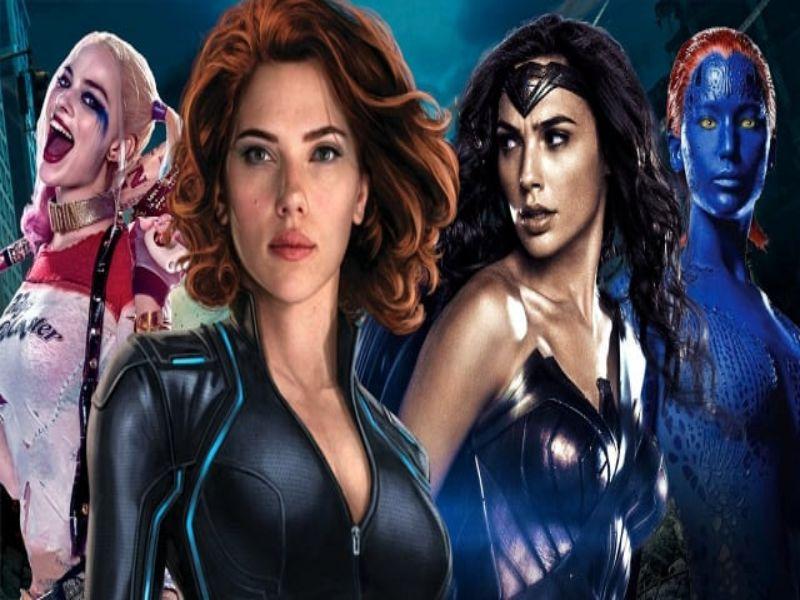 las villanas de Marvel, villanos de Marvel mujeres más populares