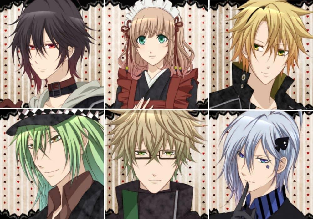 Amnesia: Es uno de los mejores animes con chicos atractivos, animes de chicos guapos