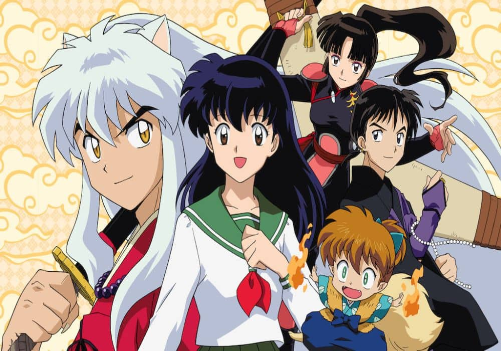 Inuyasha: Anime de chicos guapos, animes con chicos bonitos, lista de animes con chicos bellos