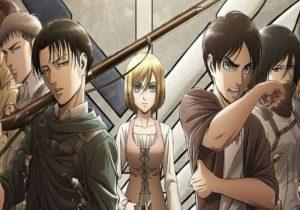 Shingeki no Kyojin es un anime de culto, top animes de culto, uno de los mejores animes de culto de la historia