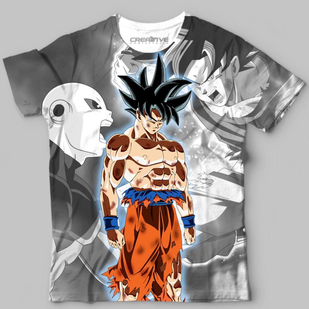 Camisetas de anime para todos