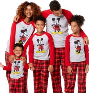 comprar pijamas familiares de disney, colección pijamas disney para toda la familia