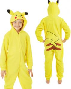 pijamas pokemon niñas enteros