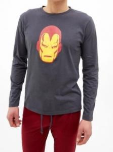 comprar un pijama iron man para hombres barato