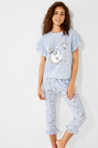 comprar pijamas bella y bestia mujer