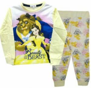 pijamas bella y bestia niñas, comprar pijamas de la bella y la bestia para niñas