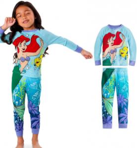 comprar pijama sirenita para niña