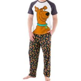 comprar pijamas scooby doo para hombres adultos