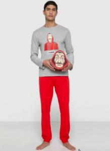 comprar pijamas de la casa de papel para hombres baratos con ofertas y descuentos en amazon
