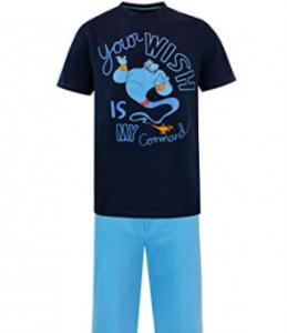 comprar pijamas aladdin para hombre baratos en todas las tallas
