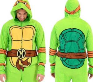 comprar pijamas enteros de tortugas ninja tmnt