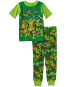 comprar pijamas de las tortugas ninja para niños a precios baratos
