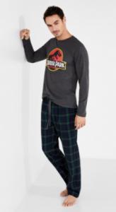 comprar pijamas de jurassic park o jurassic world baratos para hombres y niños