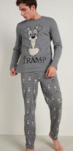 comprar Pijama la dama y el vagabundo para hombres