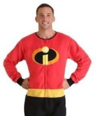 comprar pijamas de los increíbles para adultos