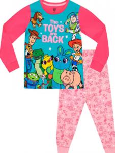 pijamas toystory para niña