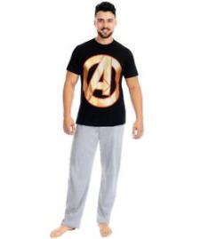 comprar pijamas de avengers para adultos, pijama de los vengadores para hombre