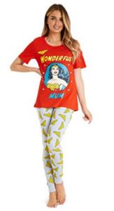 comprar pijamas de DC cómics para mujer