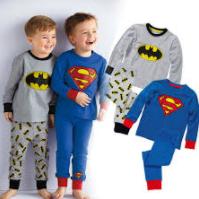 comprar pijamas de la liga de la justicia para los niños