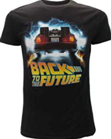 comprar pijamas del automóvil delorean de regreso al futuro