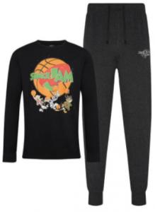 comprar pijamas space jam para adultos hombres y niños