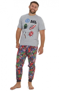 comprar pijamas marvel para hombres a precios baratos