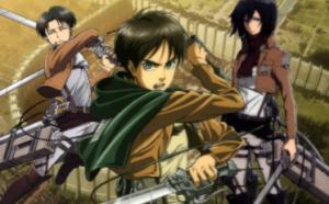 ataque a los titanes, attack on titans top los mejores animes del mundo