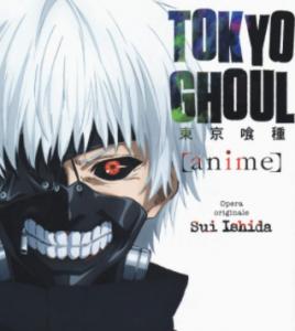 Tokyo Goul, top animes a nivel mundial