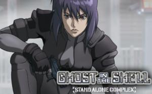 Ghost in the Shell: Stand Alone Complex Es uno de nuestros preferidos en el top ranking de animes de la historia