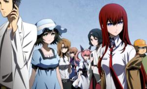 Stein´s; Gate es el segundo mejor anime a nivel mundial