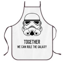 Delantales de Star Wars para cocina