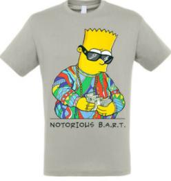 Camisetas de los simpson para hombres o mujeres