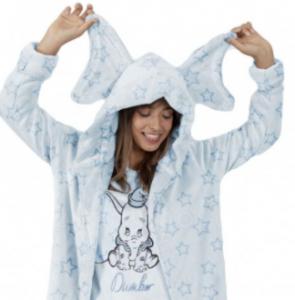 Pijamas enteros de dumbo para mujer o niñas baratos