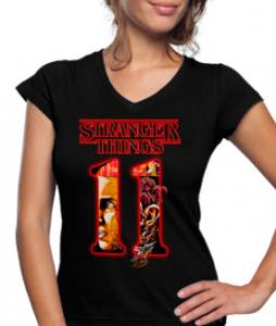 Camisetas de mujer de stranger things, stranger things t-shirt