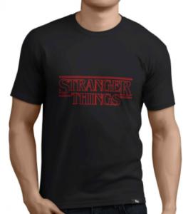 Comprar camisetas para hombres de Stranger Things, camiseta de stranger things