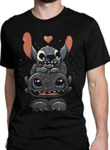 Comprar camisetas de hombre de personajes de Disney