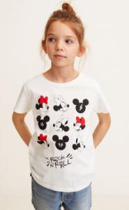Comprar camisetas de Disney para niña, camisetas baratas de disney para niñas