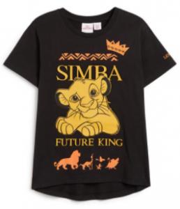 Camiseta El Rey León niño, comprar una camiseta de el rey león para niño