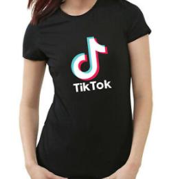 Las camisetas para tik tok de mujer son originales y divertidas