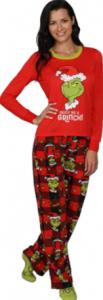 comprar pijamas grinch para mujer