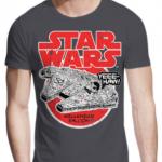 comprar Camisetas Star Wars con personajes, camiseta barata de star wars para hombre mujeres y niños, camisetas infantiles o para adultos de Guerra de las Galaxias