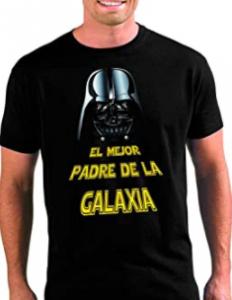 Camisetas del día del padre de Star Wars