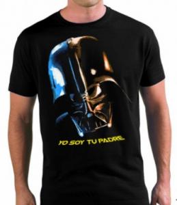 Camiseta friki de Star Wars para hombre, camisetas masculinas de Star Wars baratas