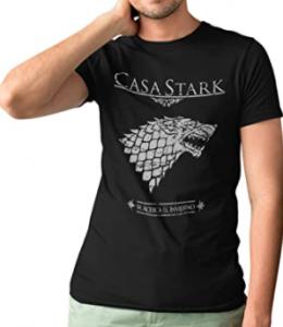 Camisetas de Juegos de Tronos para hombres, comprar camiseta de juego de tronos barata para hombre